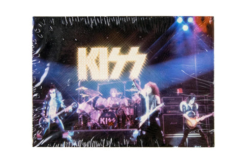 KISS - Alive! Collector Trading Cards 72-Card Set