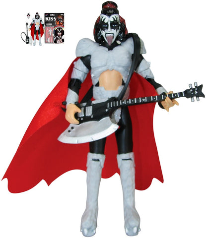 KISS - Action Figure - Demon - Limited Edition - Series 2