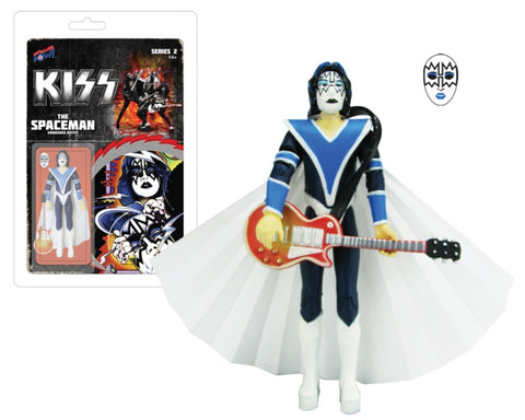 KISS - Action Figure - Spaceman - Limited Edition - Series 2