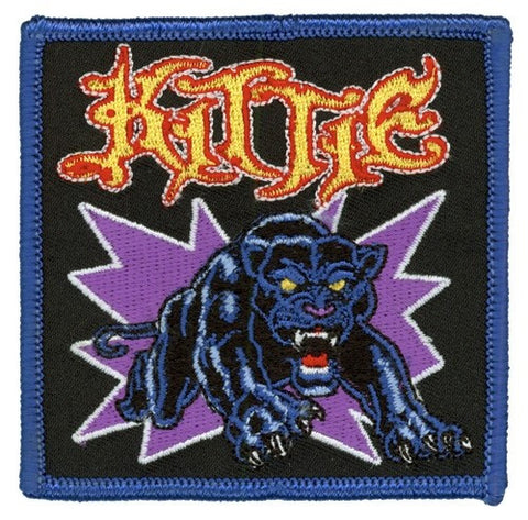 Kittie - Cat Burst Patch