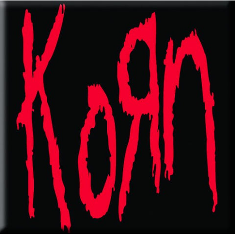 Korn - Coaster - Corked Back-Corkboard-Drinkware-UK Import - Licensed New
