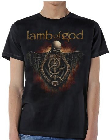 Lamb of God - Torso T-Shirt