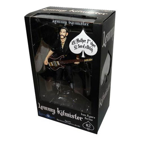 Lemmy Kilmister - Motorhead - Action Figure - Toy Statue