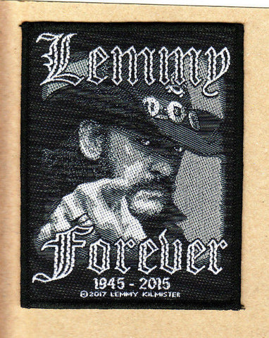 Motorhead - Patch - Woven - UK Import - Lemmy - Collector's Patch