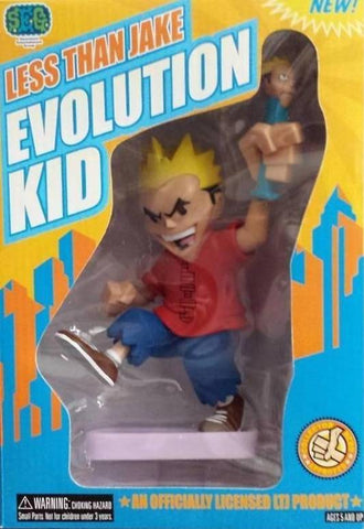 Less Than Jake - Evolution Kid Action Figure