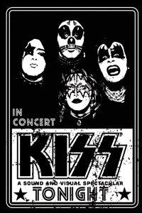 KISS - In Concert Magnet