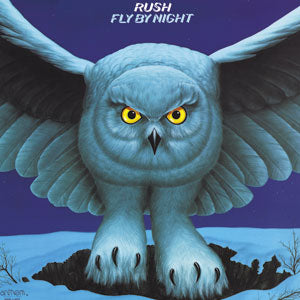 Rush - Fly By Nite Magnet