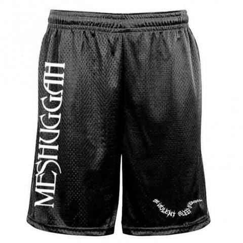 Meshuggah - The Violent Sleep Mesh Shorts