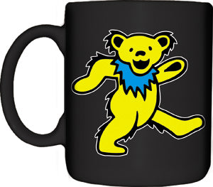 Grateful Dead - Dancing Bear Mug