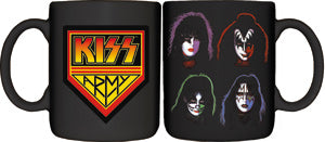KISS - Army Logo Mug
