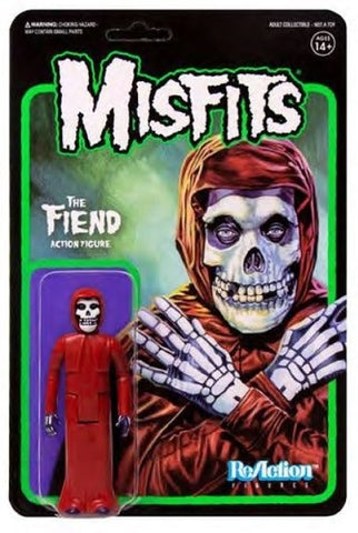 Misfits-Fiend-Red Version-Limited Edition-Vinyl Figure