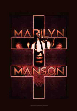 Marilyn Manson - Double Cross Flag