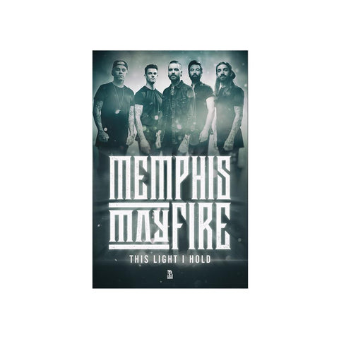 Memphis May Fire - Poster - Light I Hold 11 x 17