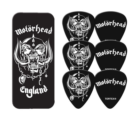 Motorhead - England Guitar Pick Tin