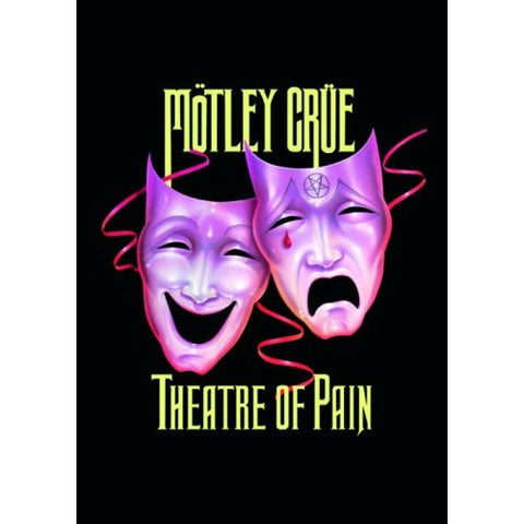 Motley Crue - Postcard Set - 1 Set Of 3- UK Import - Collector's