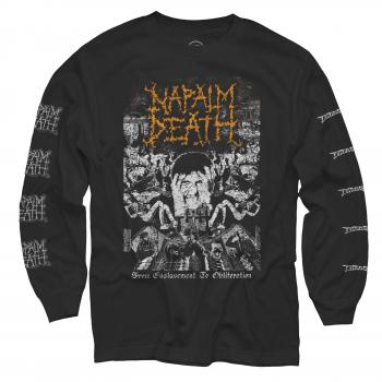 Napalm Death - From Enslavement To Obliteration Longsleeve Shirt