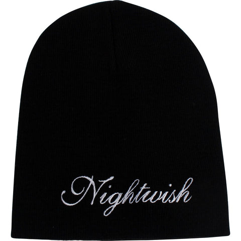 Nightwish - Beanie Cap Hat - Embroidered