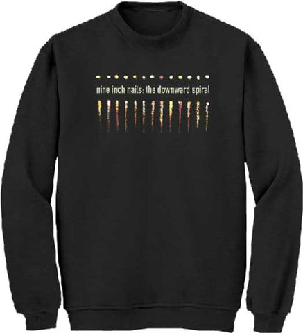 Nine Inch Nails - Teeth And Salt Crewneck Sweater