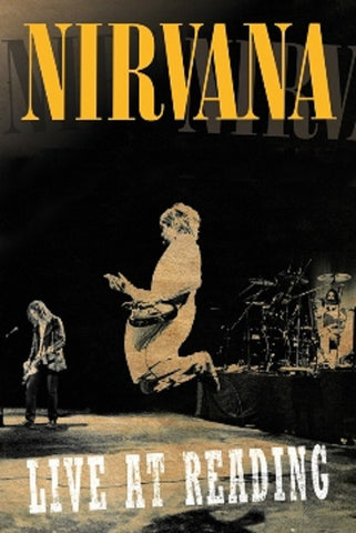 Nirvana - Poster - Live At Reading