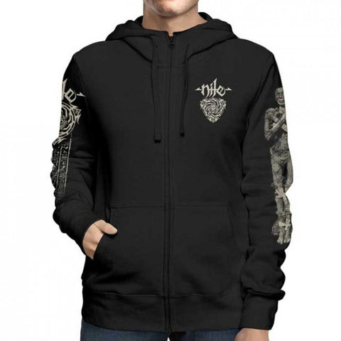 Nile - Unearthed Zip Hoodie