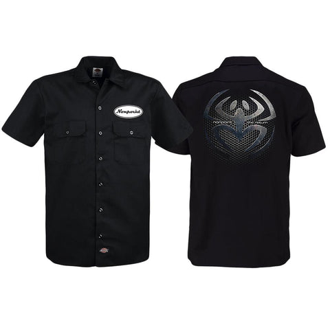 Nonpoint - The Return Black Work Shirt