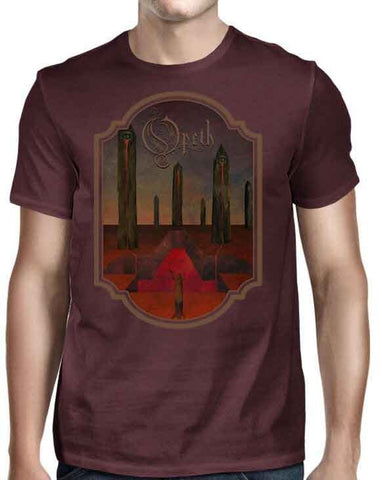 Opeth - Stones-O T-Shirt