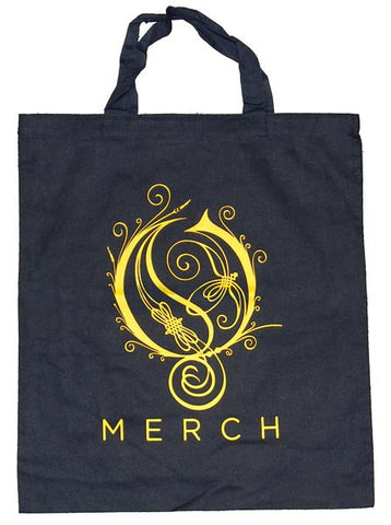 Opeth - Omerch Logo Tote Bag