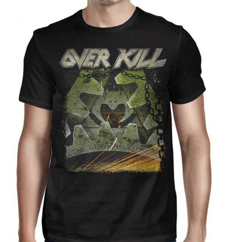 Overkill - Mean Green Killing Machine T-Shirt