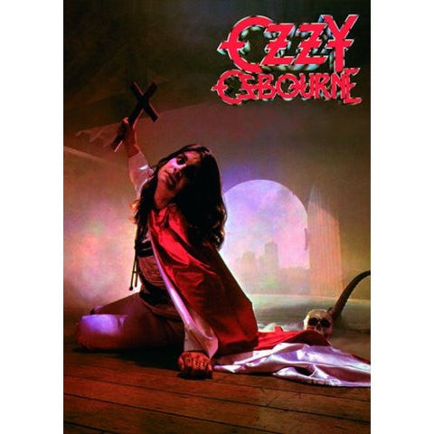 Ozzy Osbourne - Postcard Set - 1 Set Of 3 - UK Import - Collector's