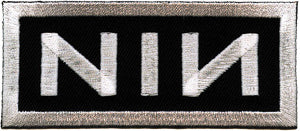 Nine Inch Nails - Logo Patch