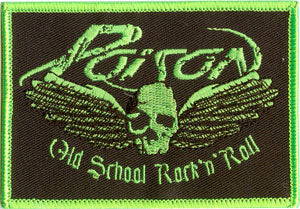 Poison - Old School RNR Logo Patch