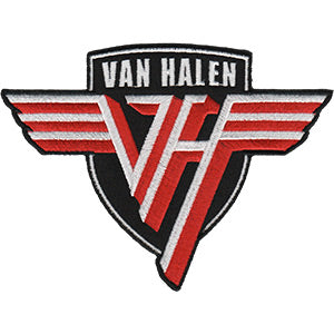 Van Halen - Shield Logo Patch