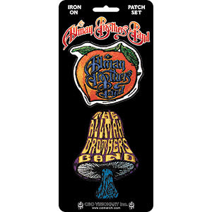 The Allman Brothers Band - Patch Set