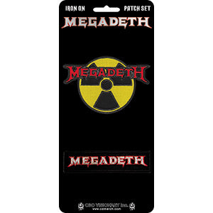 Megadeth - Patch Set