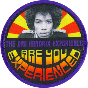 Jimi Hendrix - Experience Circle - Collector's Patch