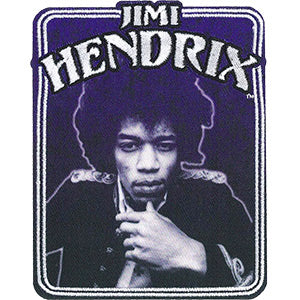 Jimi Hendrix - Framed - Collector's Patch