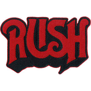 Rush - Logo - Collector's - Patch