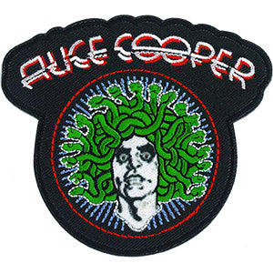 Alice Cooper - Medusa Patch