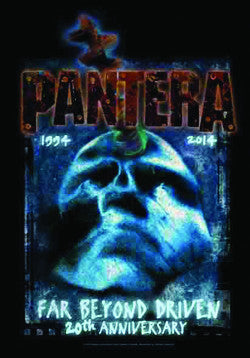 Pantera - Far Beyond Flag