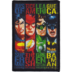 Justice League - Banner Patch