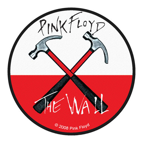 Pink Floyd - Patch - Woven-UK Import-Hammers-Collector's Patch