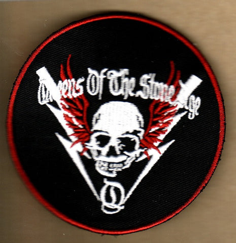 Queens Of The Stone Age - Embroidered Patch