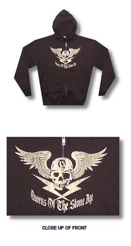 Queens Of The Stone Age - Lullaby Zip Hoodie