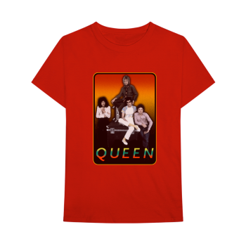 Queen - Retro Frame - T-Shirt