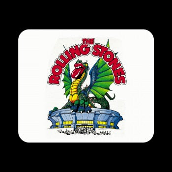 Rolling Stones - Dragon Logo - Mouse Pad