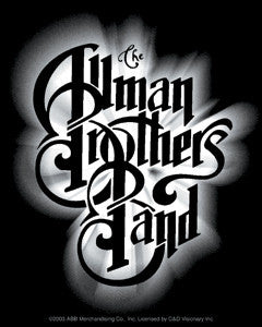 The Allman Brothers Band - Glow Sticker