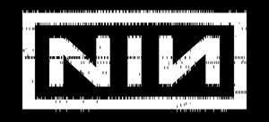Nine Inch Nails - Punchcard Sticker