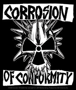 Corrosion Of Conformity - Skull Sticker