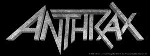 Anthrax - Logo Sticker