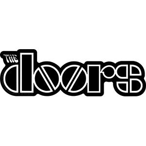 The Doors - Logo - Sticker